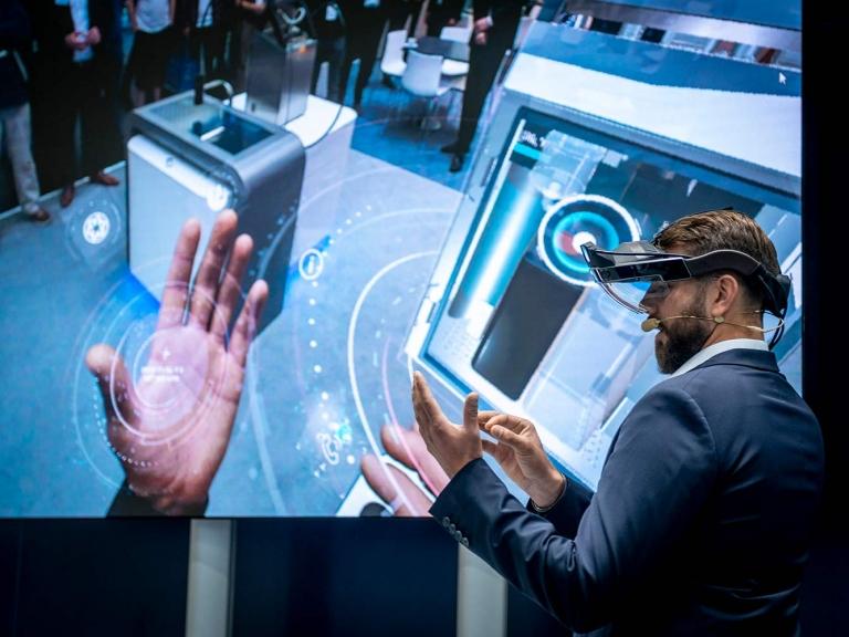 Umělá inteligence v technologii značení