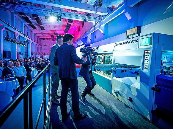 Koenig & Bauer na správné cestě ke splnění cílů roku 2018
