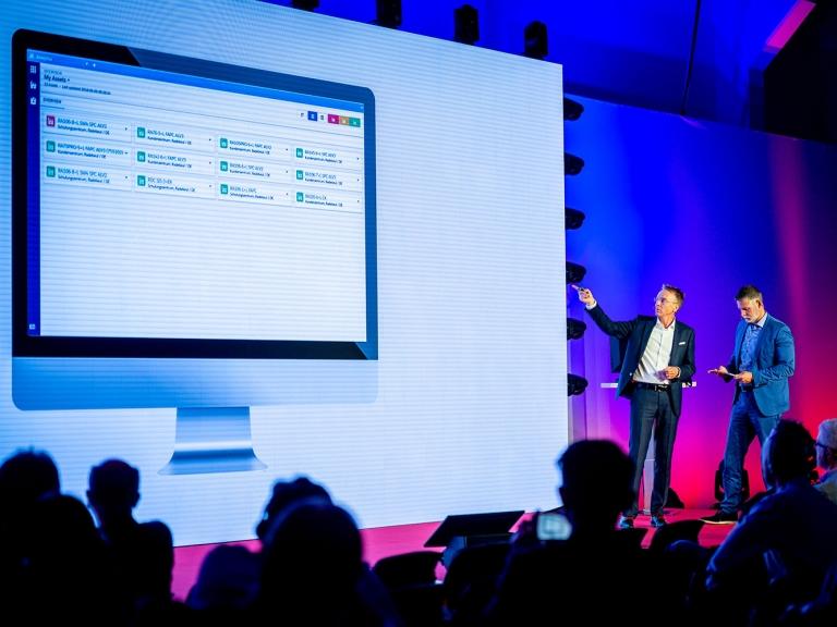 Life prezentace na téma digitalizace obchodních procesů